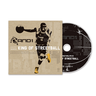 AND1 STREET2ELITE II DVD
