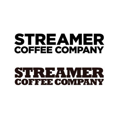STREAMER COFFEE COMPANY logotype