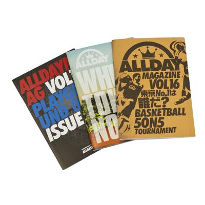 ALLDAY Magazine