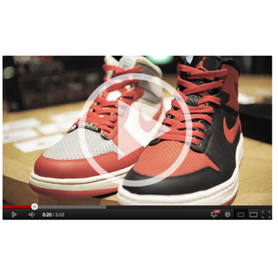 AIR JORDAN ALPHA 1 iD Sneak Preview Movie
